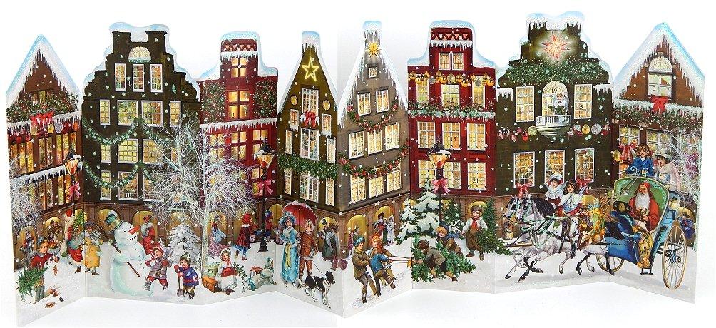 victorian christmas scenes - photo #41
